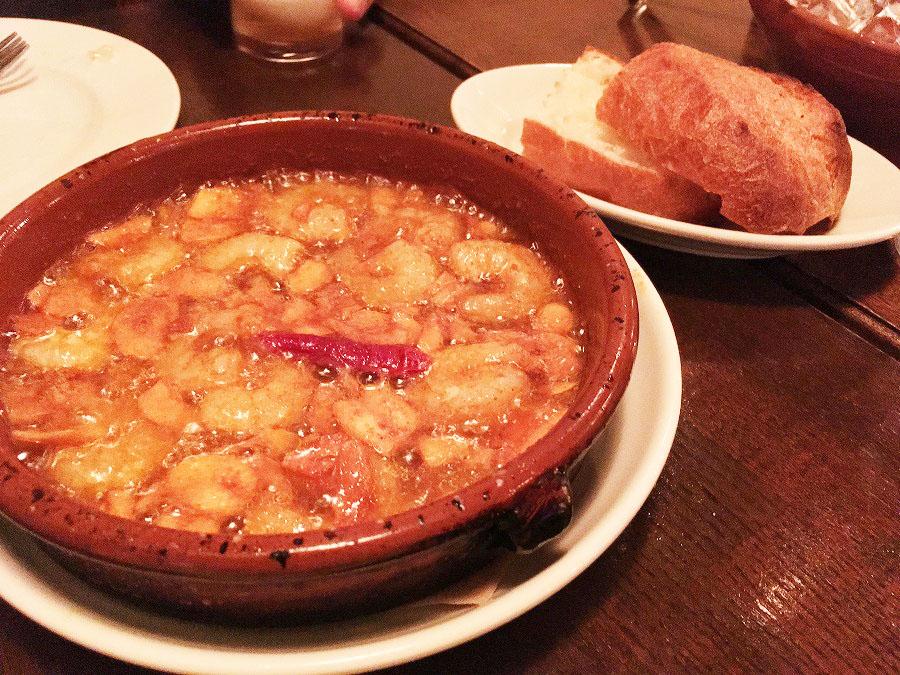 柏のスペイン料理PEC