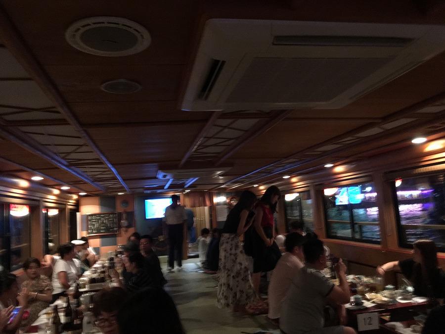浅草の屋形船